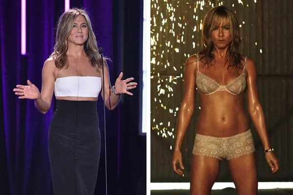 propostas indecentes Jennifer Aniston