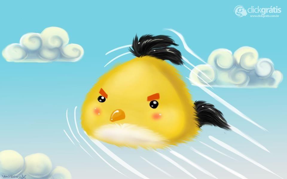Papel de Parede  Angry Birds