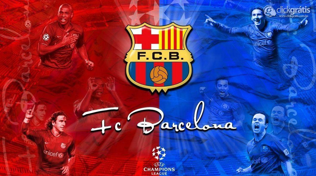 Papel de parede fc barcelona - Papel pared barcelona ...