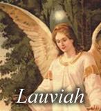 Anjo da Guarda Lauviah