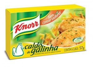 Caldo de Galinha Knorr