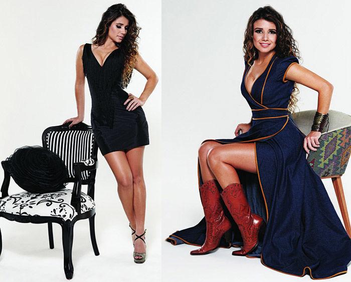 Paula Fernandes mostra corpo sensual e boa forma