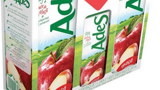 suco ades maçã contaminado anvisa recall
