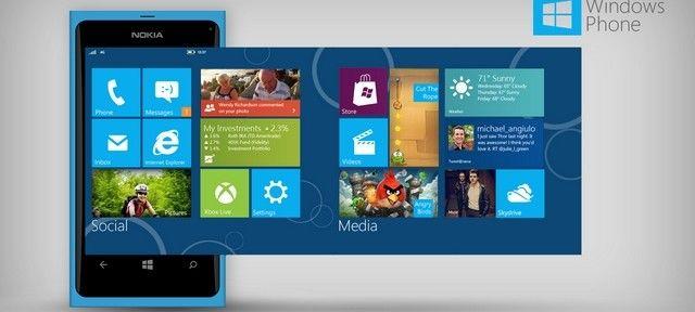 Mercado de aplicativos para Windows Phone