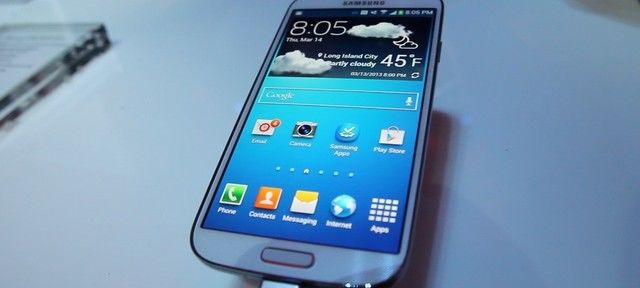 Principais novidades do Samsung Galaxy S4