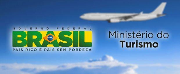 Resultado de imagem para ministerio do turismo
