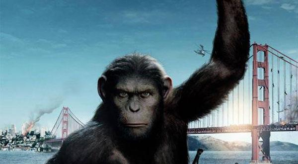 Filme 'Planeta dos Macacos 3' já tem data de lançamento