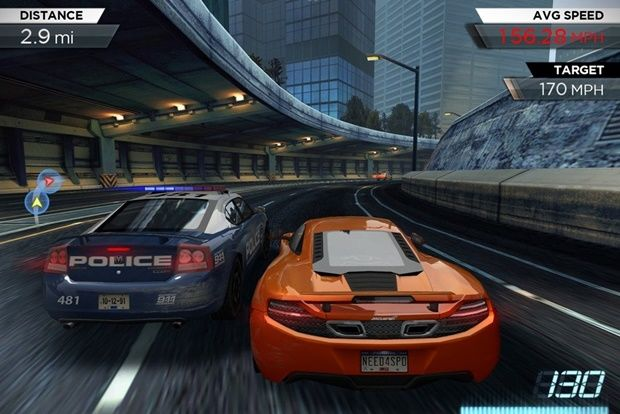 Need For Speed \u2013 Rivals
