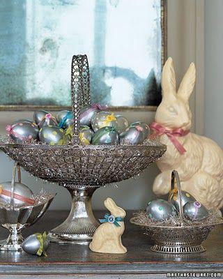 Ovos de Páscoa decorados para presente: fotos com dicas criativas