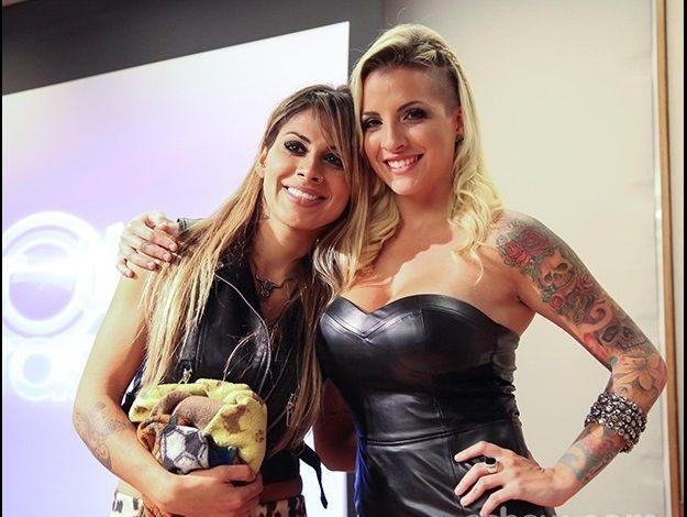Vanessa e Clara (BBB)
