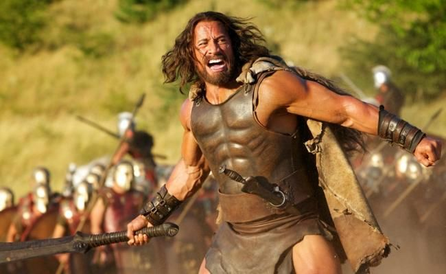 Em cartaz no cinema, 'Hércules' traz Dwayne Johnson no papel de protagonista