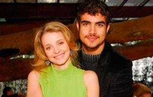 Galã global, Caio Castro já teve muitos pares românticos nas novelas – relembre