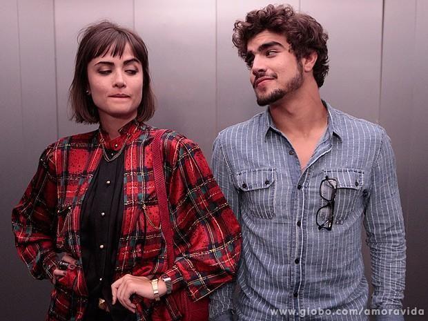 Patrícia e Michel