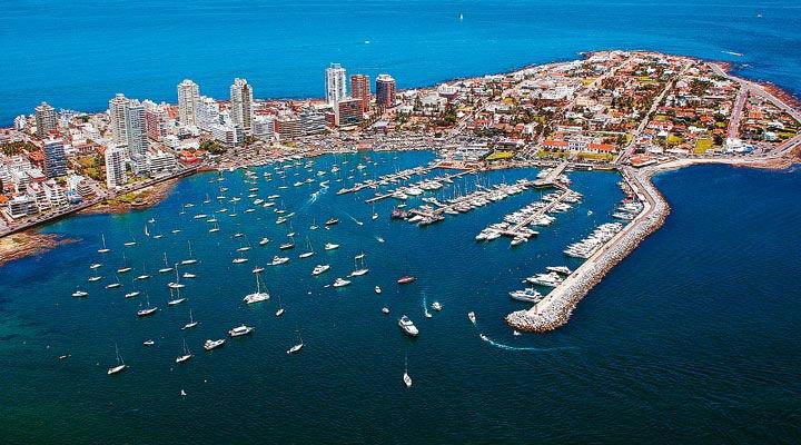 Azul anuncia voos para Punta Del Este