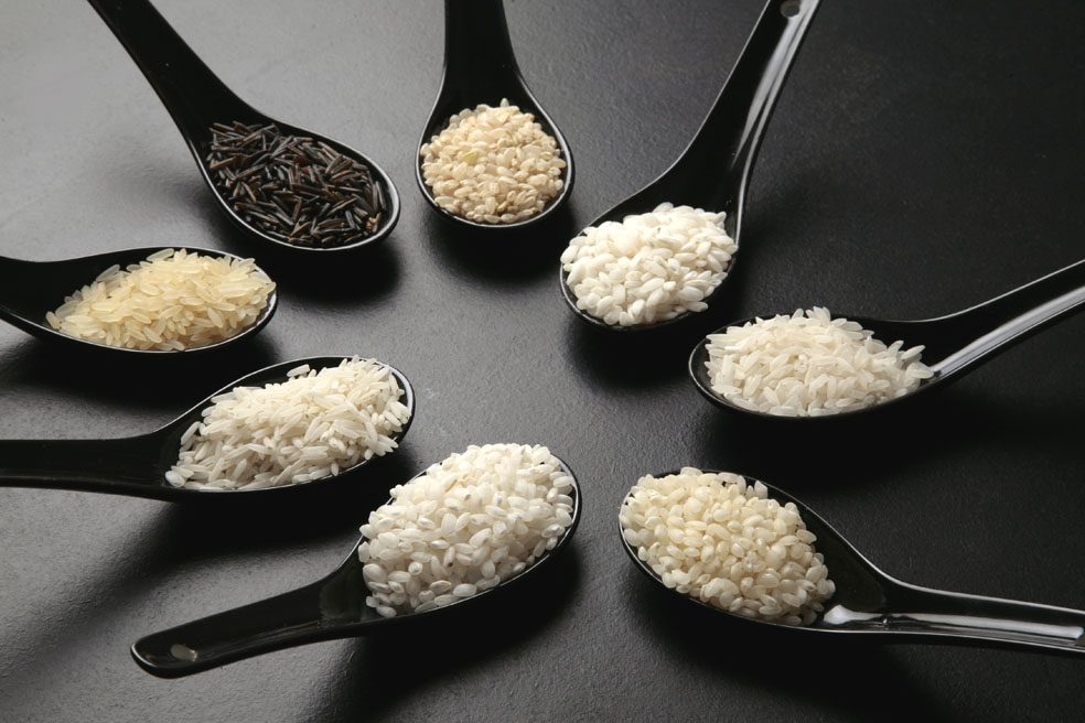 Entenda a diferença entre os diversos tipos de arroz disponíveis no mercado