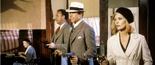 Bonnie e Clyde: Uma Rajada de Balas (1967)