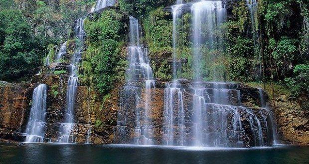 Parque Nacional da Chapada dos Veadeiros/GO