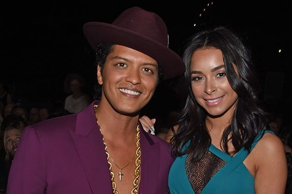 Bruno Mars e Jessica Caban