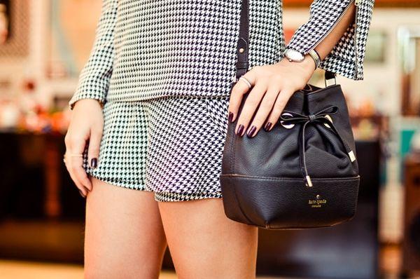 Mini bolsa saco