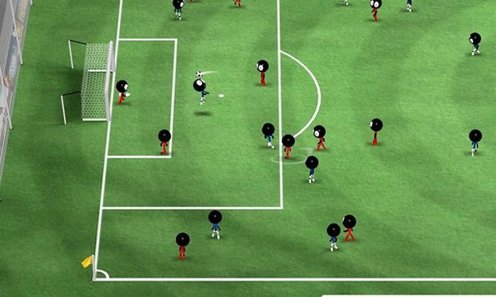 Stickman Soccer 2016 (Grátis)