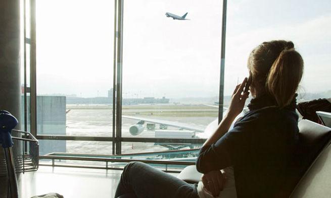 Dicas para impulsionar o visual na hora de viajar de avião