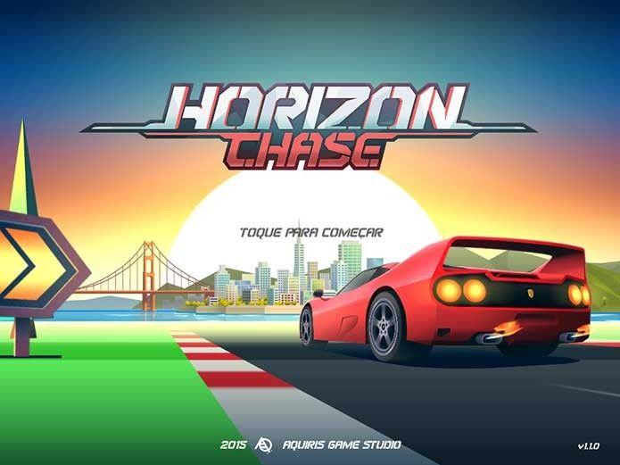 Horizon Chase (iOS – Pago)