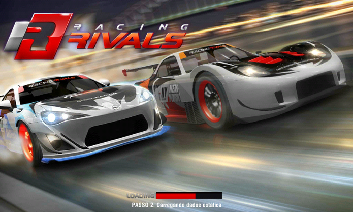 Racing Rivals (Android e iOS - Grátis)