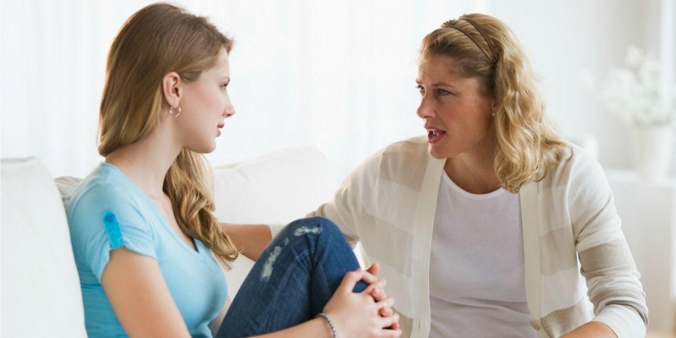 Coisas para não dizer mais aos filhos