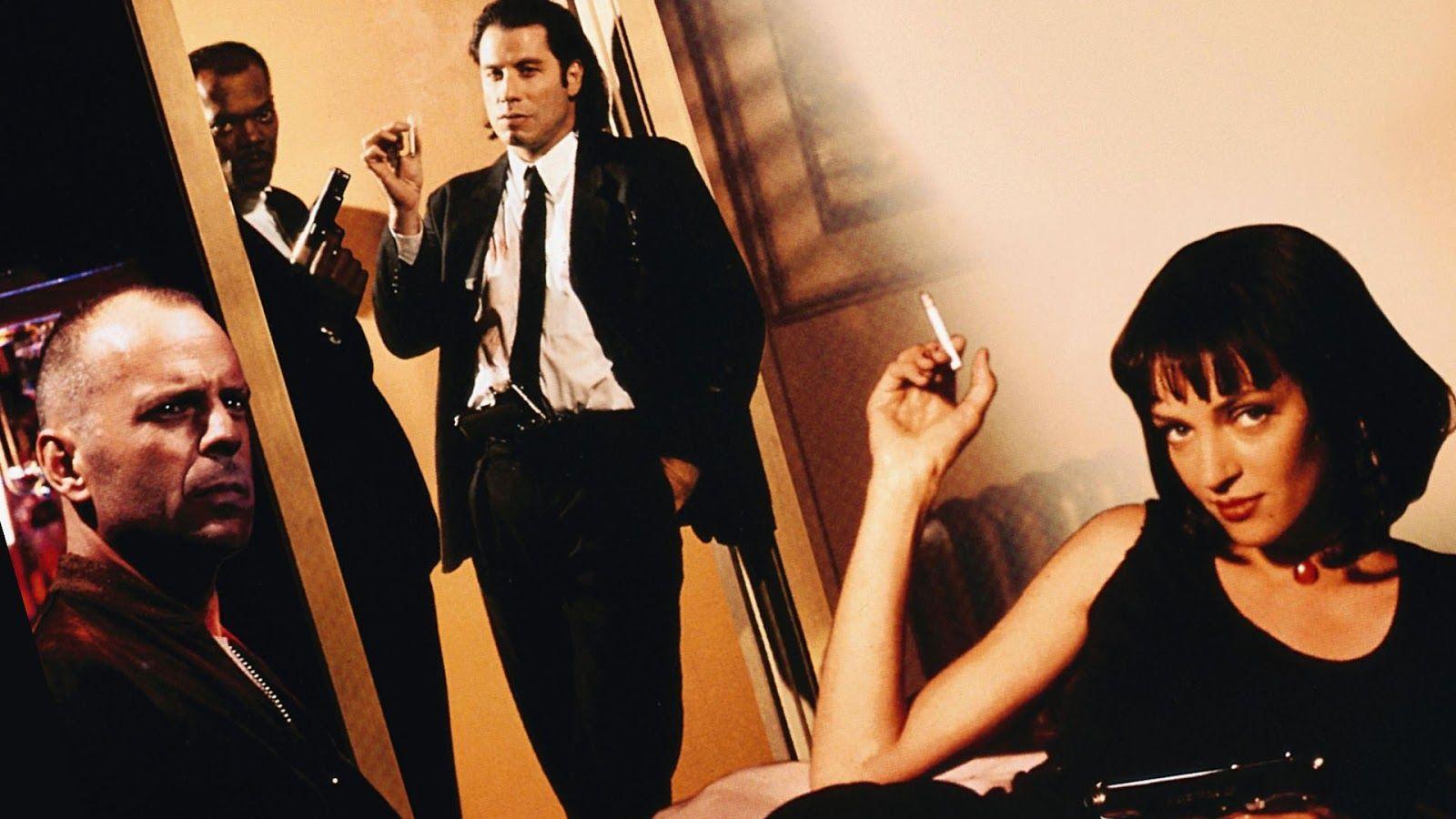 10 filmes de Quentin Tarantino que todo fã de cinema deveria assistir