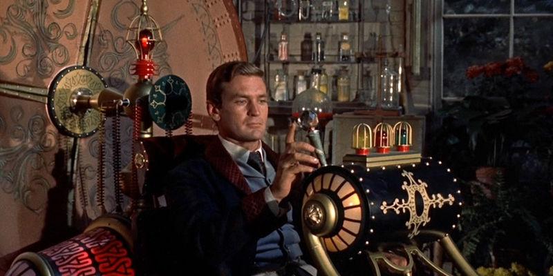 A Máquina do Tempo (1960) - George Pal