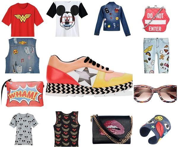 Dicas de moda feminina com peças descoladas e divertidas