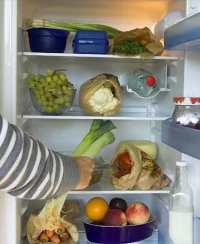 Como fazer a geladeira funcionar em favor da dieta