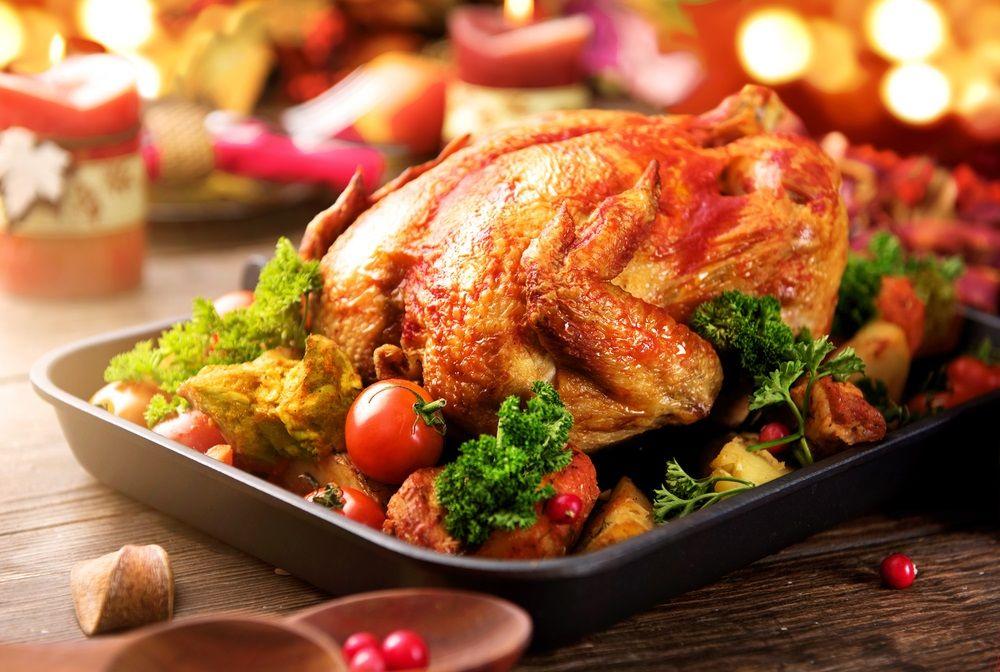 4 coisas que você precisa saber para deixar o peru de Natal mais suculento