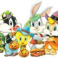 Desenhos para colorir de Baby Looney Tunes
