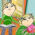 Desenhos de Charlie e Lola
