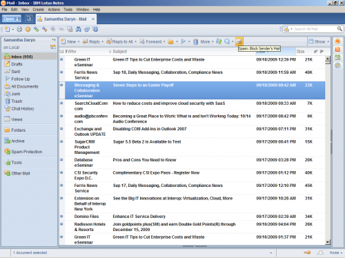 Download Ibm Lotus Notes 8 5 Baixar No Clickgr 225 Tis