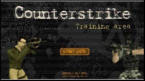 Counterstrike – Training Area