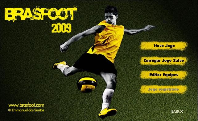 brasfoot 2009 no site oficial
