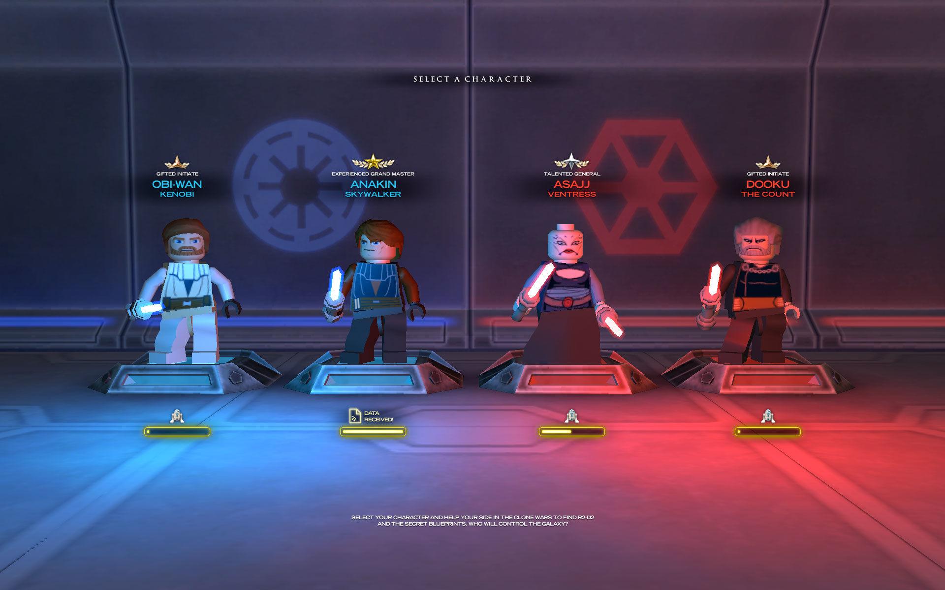 Download LEGO Star Wars: Quest for R2-D2 - Baixar no