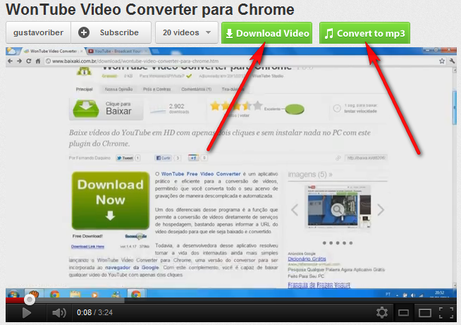 Download wontube video converter para chrome baixar no clickgrtis wontube video converter para chrome ccuart Images