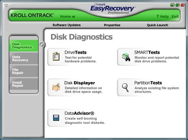 ONTRACK EASYRECOVERY PROFESSIONAL 6.04 TÉLÉCHARGER