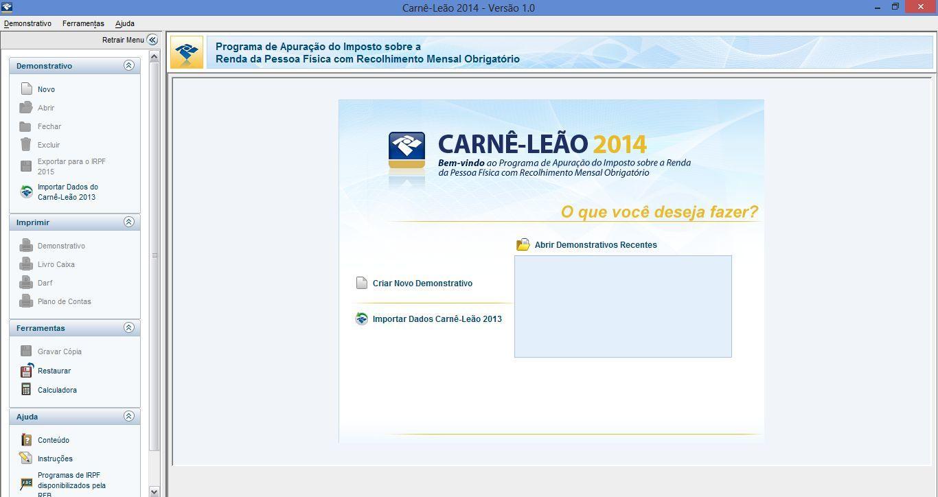 CARNE 2014 BAIXAR LEAO