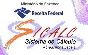 ATUALIZADO O BAIXAR SICALC