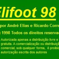 Baixar Elifoot 98