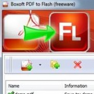 Baixar Boxoft PDF to Flash
