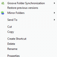 Baixar Folder Mirror