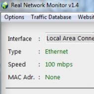 Baixar Real Network Monitor