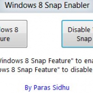 Baixar Windows 8 Snap Enabler
