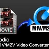 Baixar Abdio M1V M2V Converter