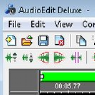 Baixar AudioEdit Deluxe